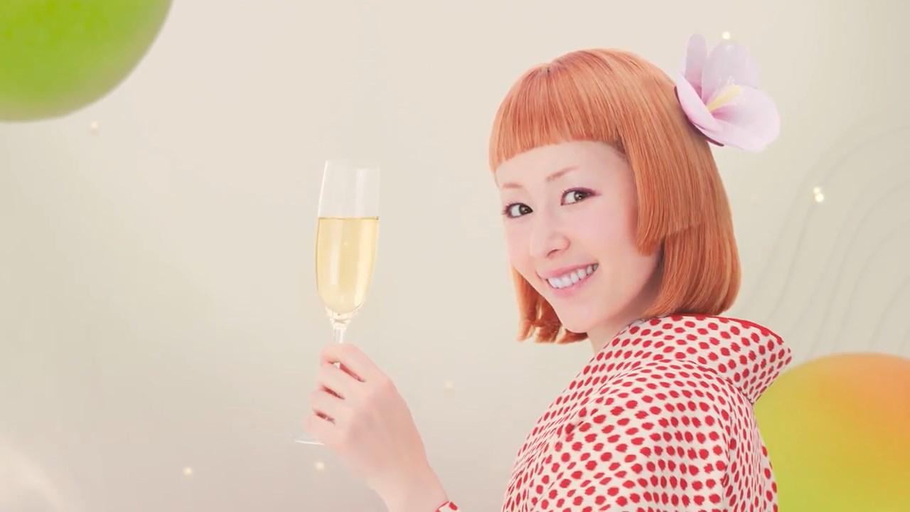 木村カエラ さらりとした梅酒「振り返り篇」