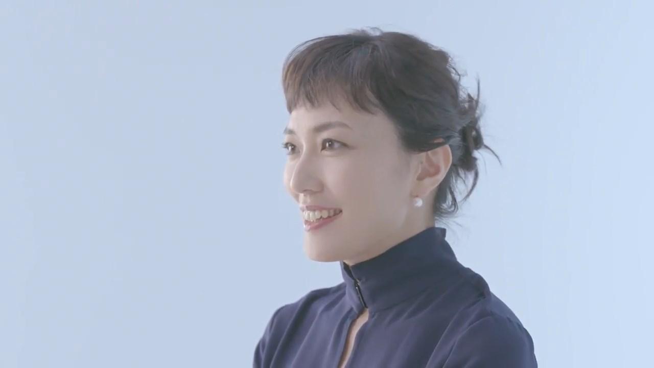板谷由夏 CM ワコール ラゼ 2018春夏シーズン エアリーマーメイドブラ篇