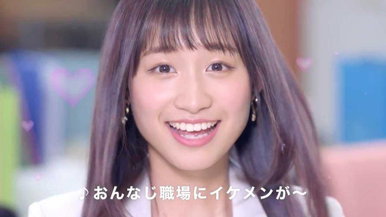 鈴木えりか 全身美容脱毛サロン[コロリー]CM「どんぐりころころ魅せ肌編」