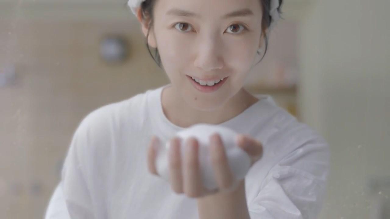 波瑠 花王 ビオレ マシュマロホイップ CM