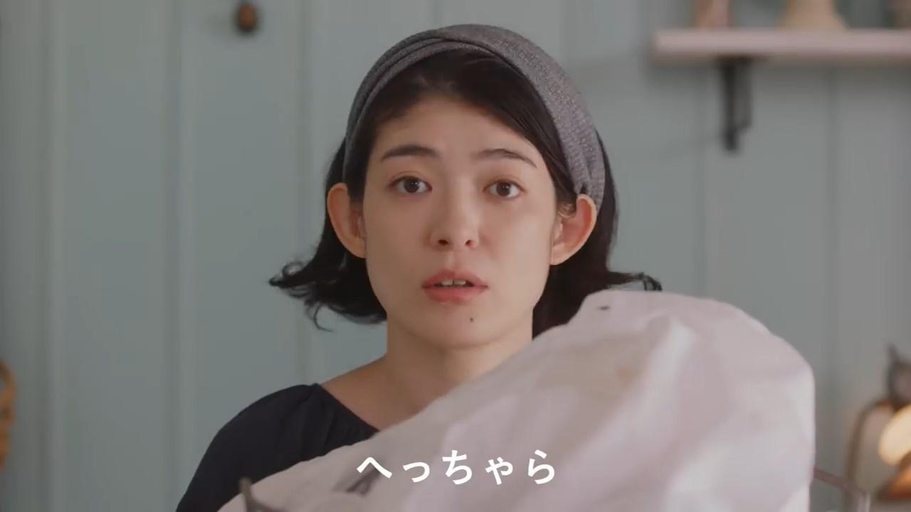 山田キヌヲ CM カラッと解決 乾太くん