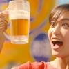 小島瑠璃子 キリン のどごし<生> 「のどごし 史上最高のどごし!」篇