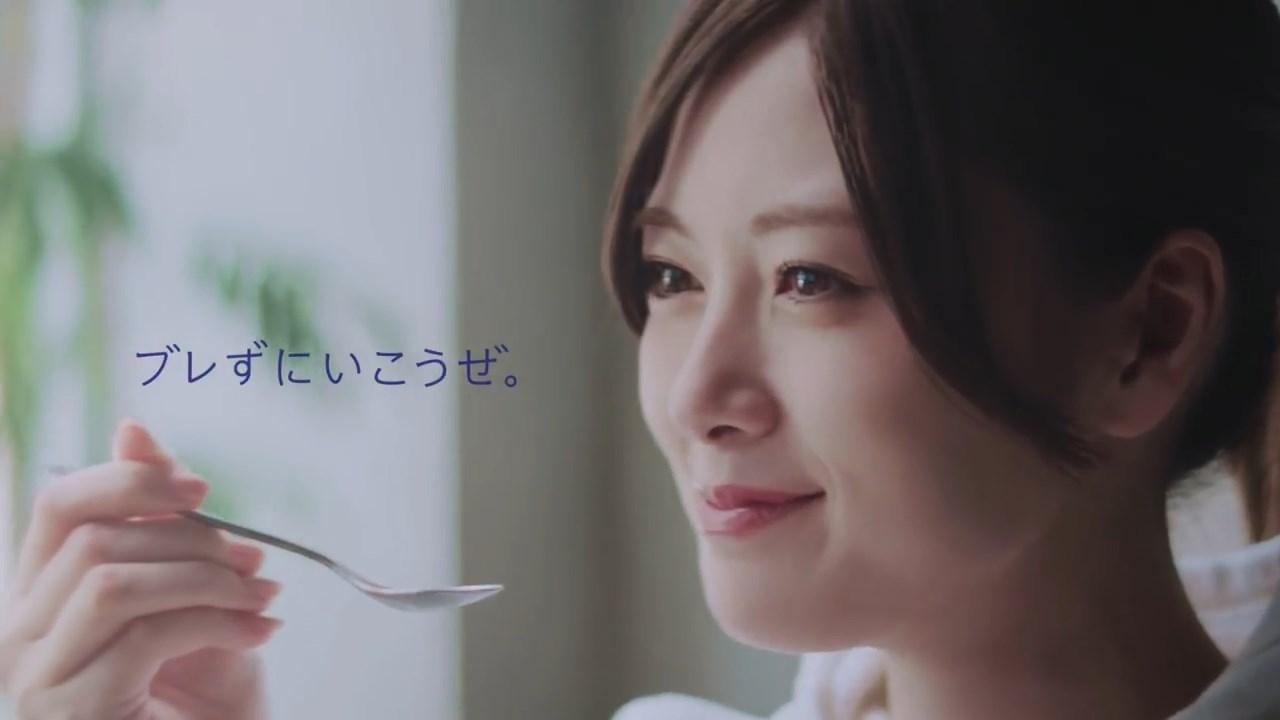 白石麻衣 明治エッセルスーパーカップ「裏切らないアイス」篇
