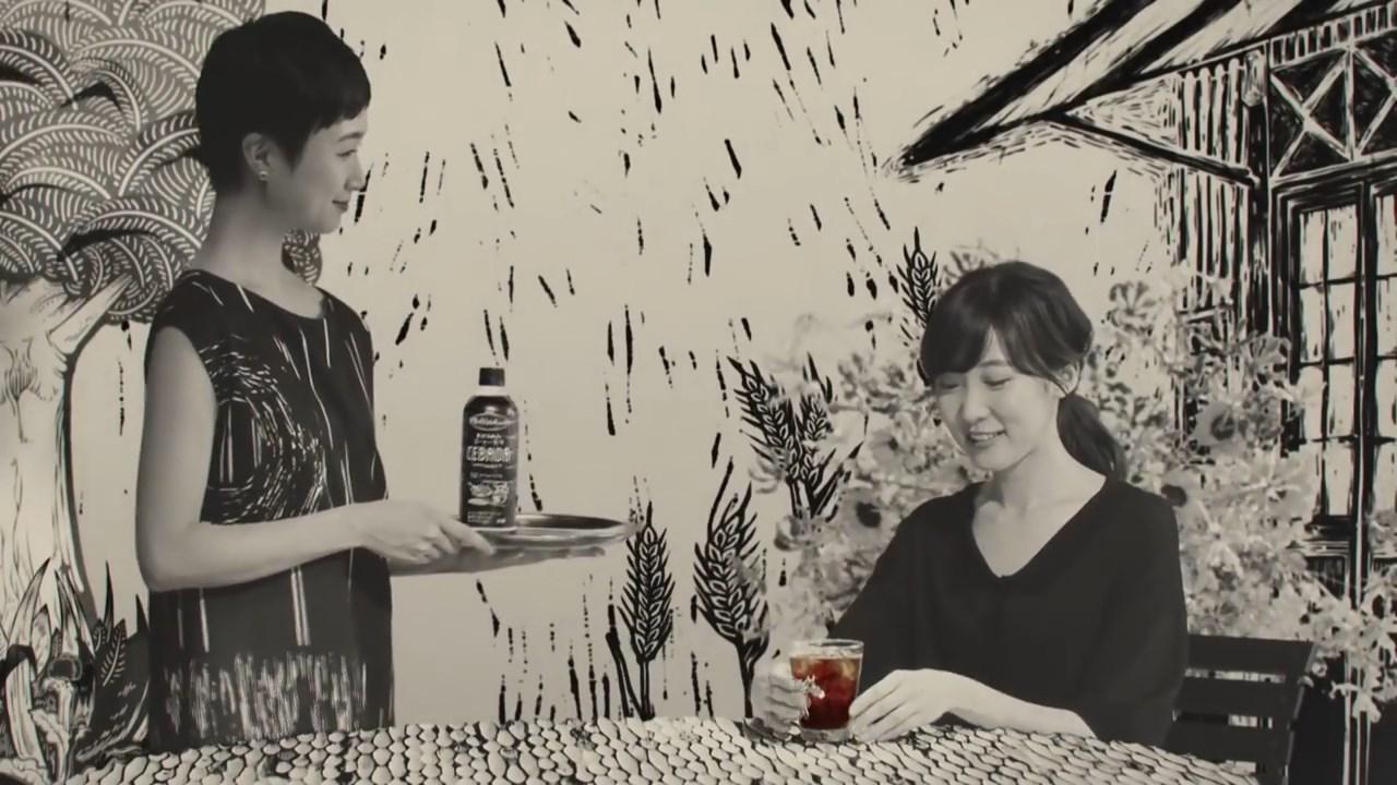 キリン 世界のKitchenから 「セバダ はじめまして」篇 tara 吉田友利恵