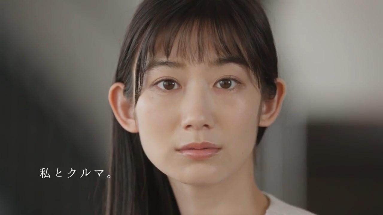 中田絢千 CM ネッツトヨタ富山 進め次の半世紀