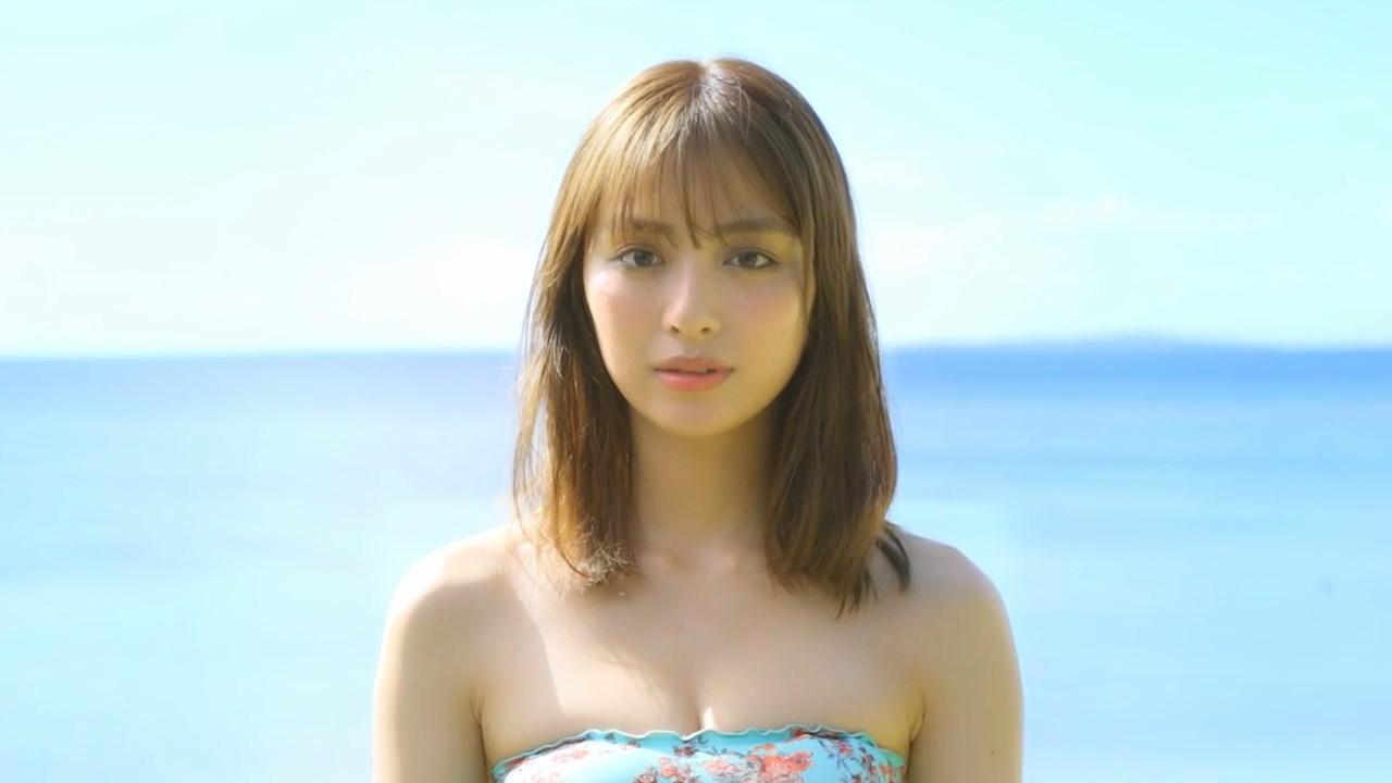内田理央 × タップル 「この夏、恋します」篇