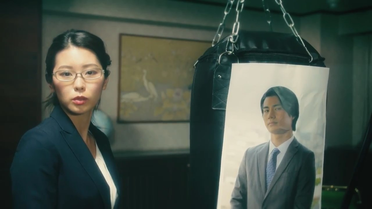 玉城大志 福山智可子 「ボクシングじゃなくてボクシル」BOXIL TVCM