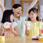 千早 CM ハッピーセット マイメロディ「パパ・ママ・マイメロディ!」篇