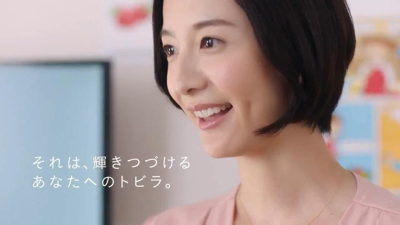 澤田泉美 ECCジュニア ホームティーチャー 募集 CM 「トビラ」 篇