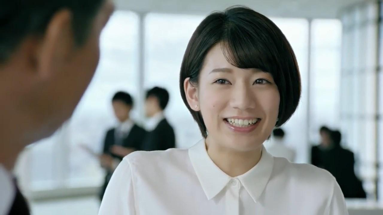 佐藤美希 アコム TVCM「挑む男 スローイン篇」