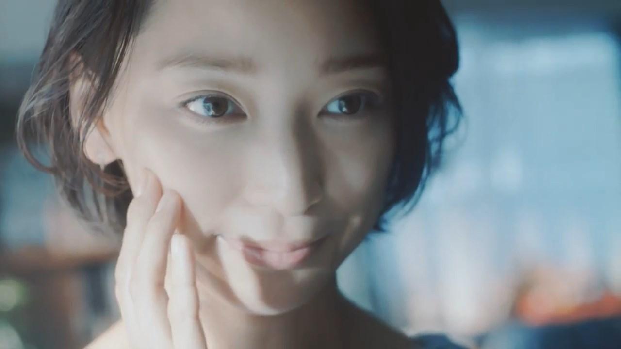 杏 アクアレーベル スペシャルジュレ「グッときた」篇 30秒 資生堂