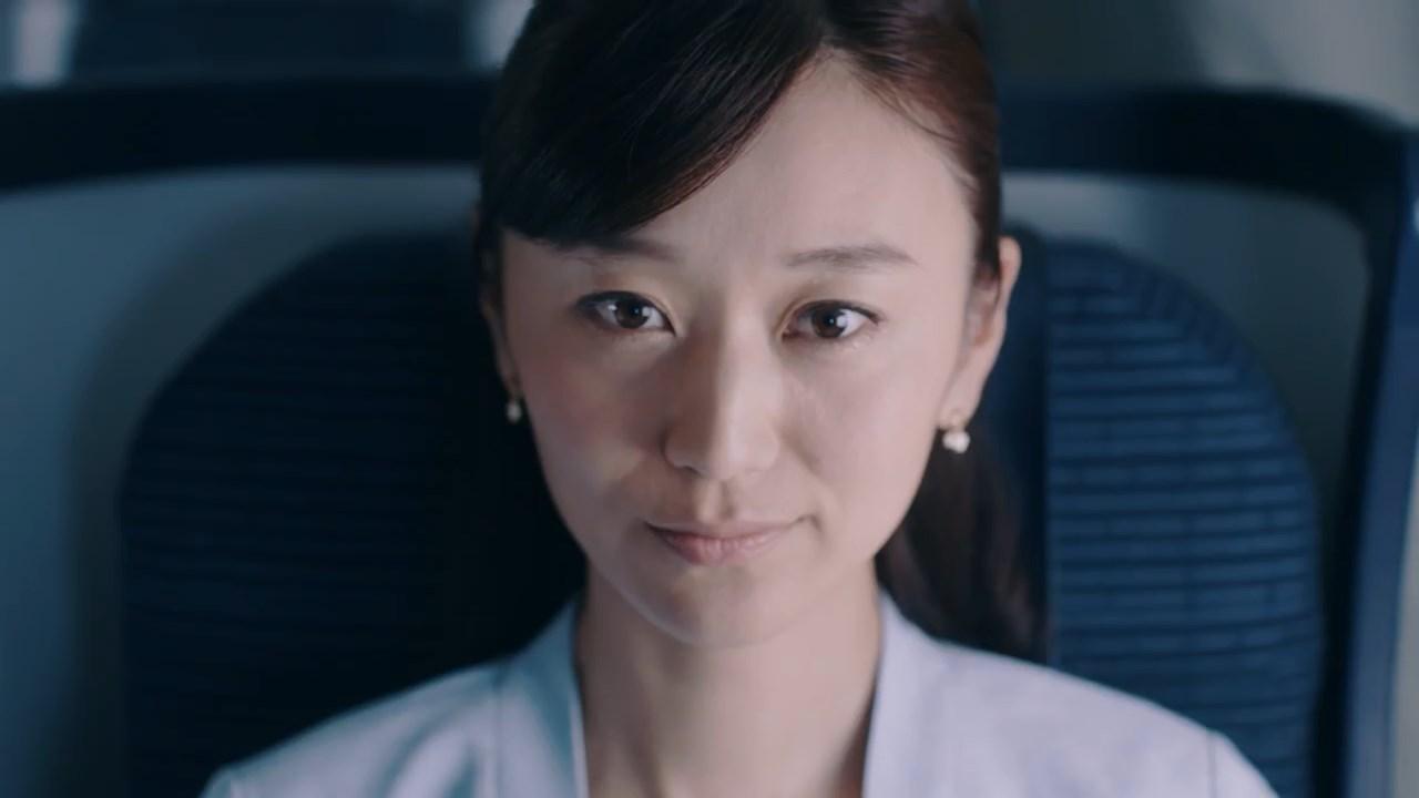 国本綾 ANA 乗ると元気になるヒコーキ - Recharge While In-flight