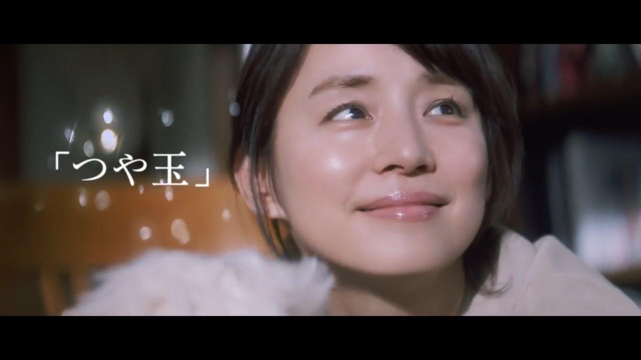 石田ゆり子 CM エリクシール リンクルクリーム