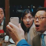 伊藤梨沙子 Booking.com TVCM カンタン検索!餃子屋台編