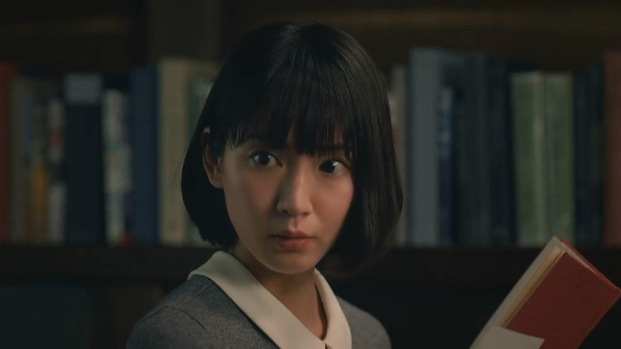 吉岡里帆 CM Y!mobile「愛のシュガー」篇