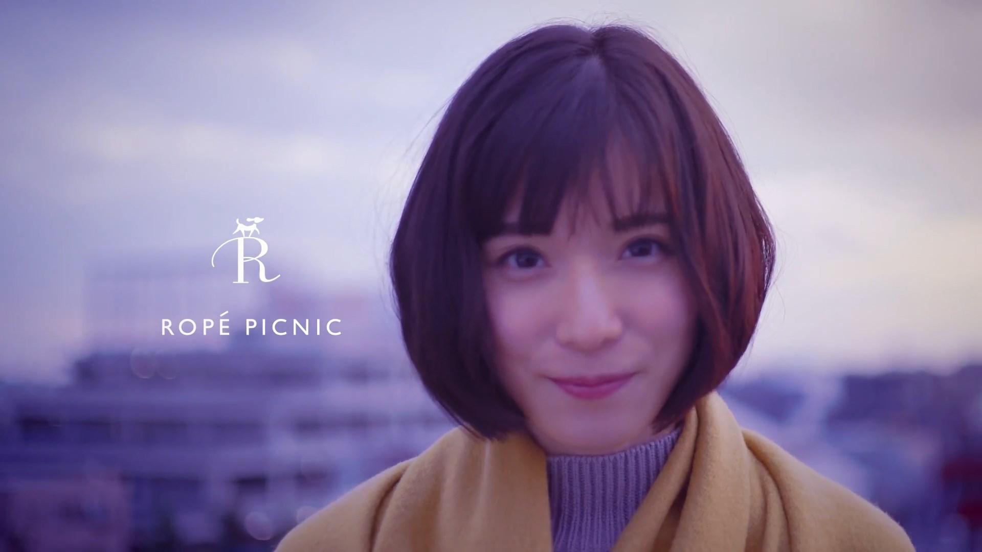 ロペピクニック「どんなときも。song by 松岡茉優」