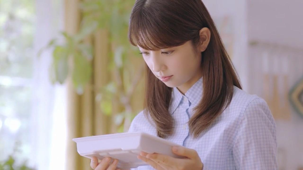 小倉優子 ほっともっと 主婦のホンネ華・幕の内弁当篇 CM