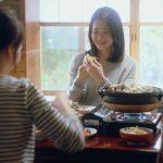 小泉萌香 八幡屋礒五郎 TVCM「おいしいのは、きのこです」篇