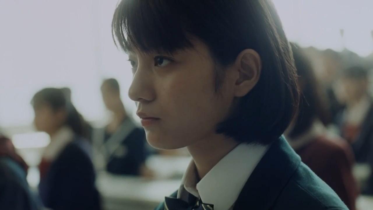 蒔田彩珠 カロリーメイト CM 「心の声」篇
