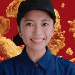 マクドナルド サクッとチキンスティック「サクッと」篇 今井春花 CM