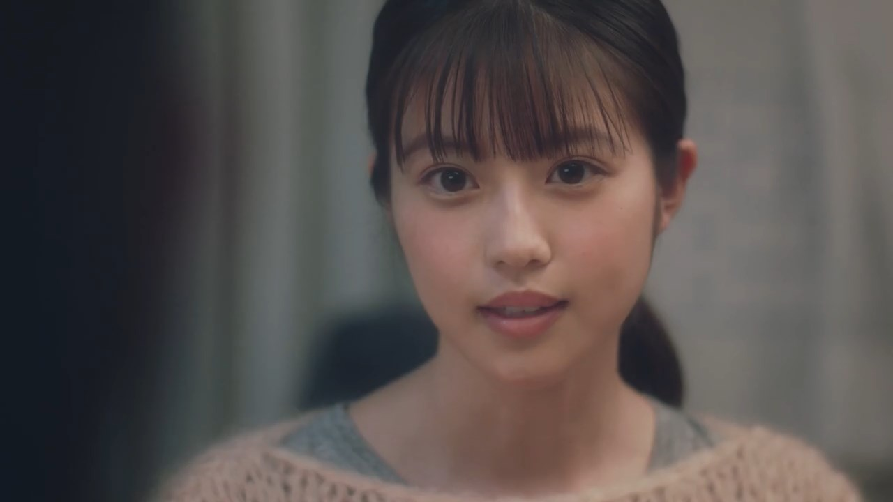 今田美桜 CM 「家族のストーリー/ありがとう」篇
