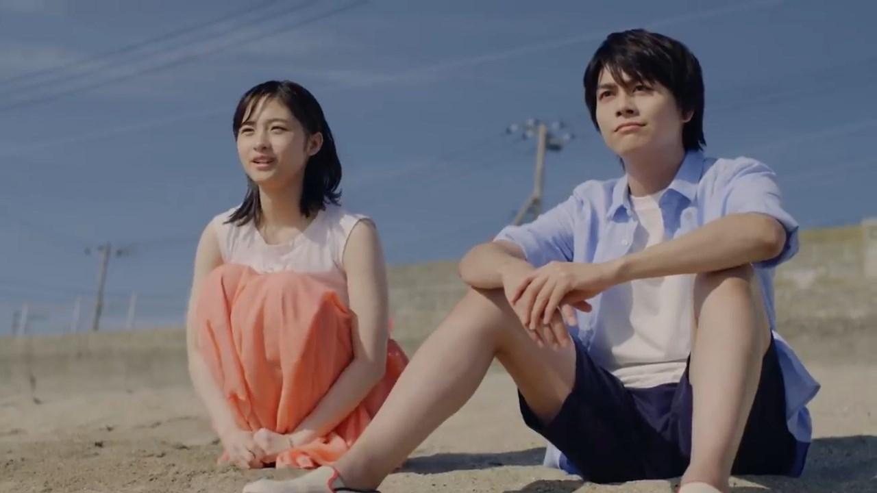 羽瀬川なぎ 多和田任益 ヘパリーゼW WEB-CM「大人になれない大人たちへ」篇