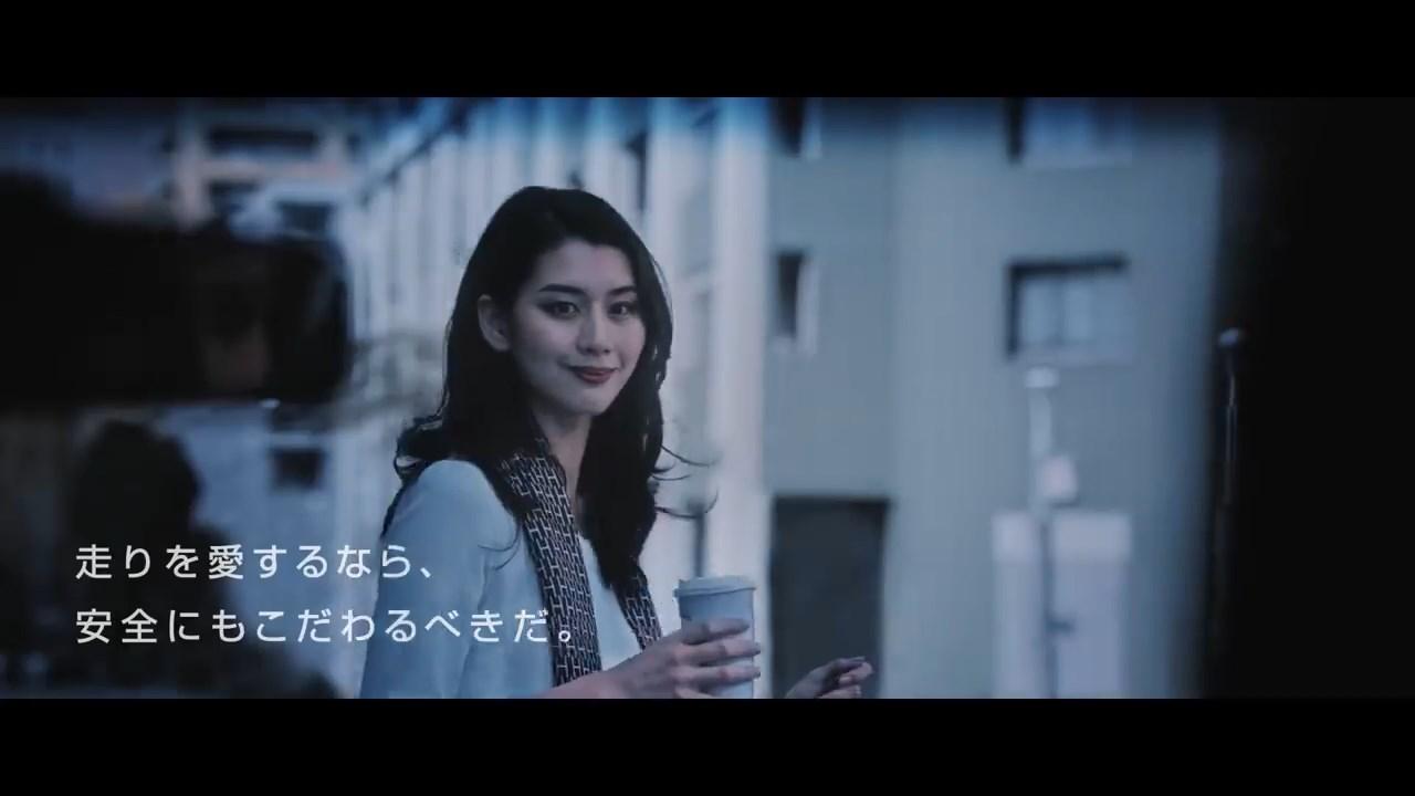エルグランド TVCM「羨望 IEB」篇 安藤やよい