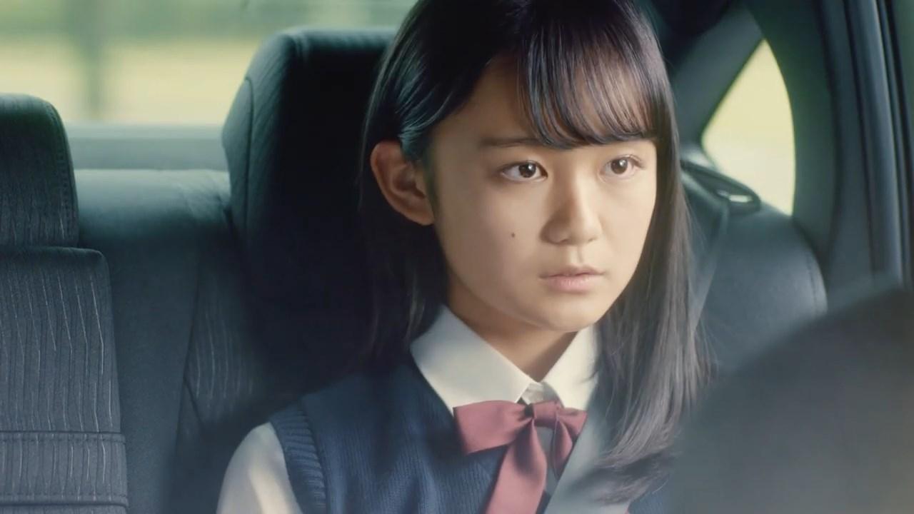 濵尾咲綺 デンソー CM「DENSO WORLD 発見編」