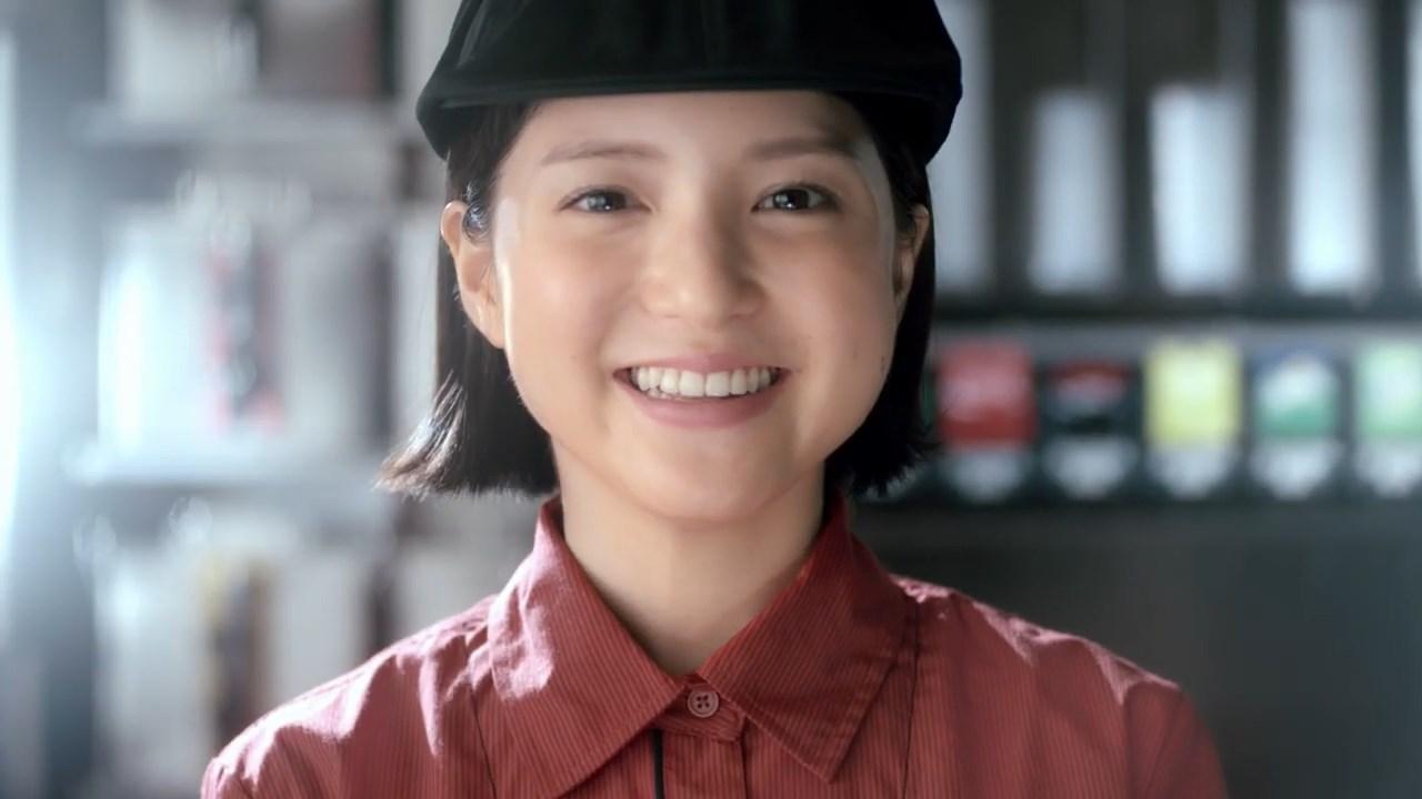 川島海荷 プレミアムローストコーヒー「どっちもかな」篇