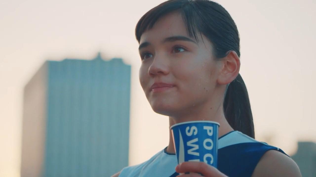 ポカリスエット「東京サプライ少女2019 Why do you run」篇