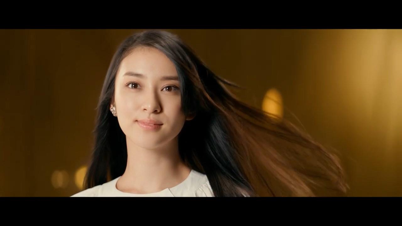 武井咲 TSUBAKI 待ち時間0秒サロン サロン帰りの髪を自宅で WEB CM