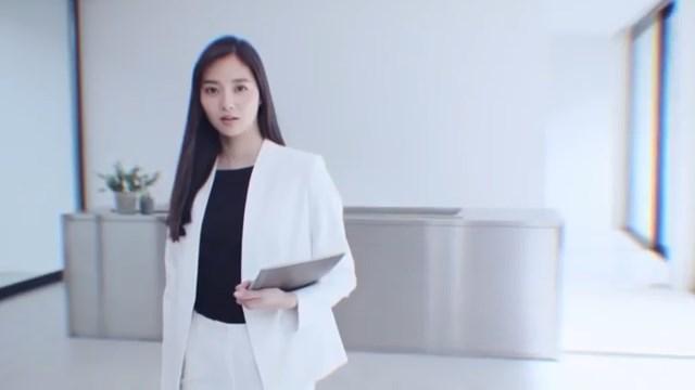 新川優愛 PLST 「春のリネンブレンド 」