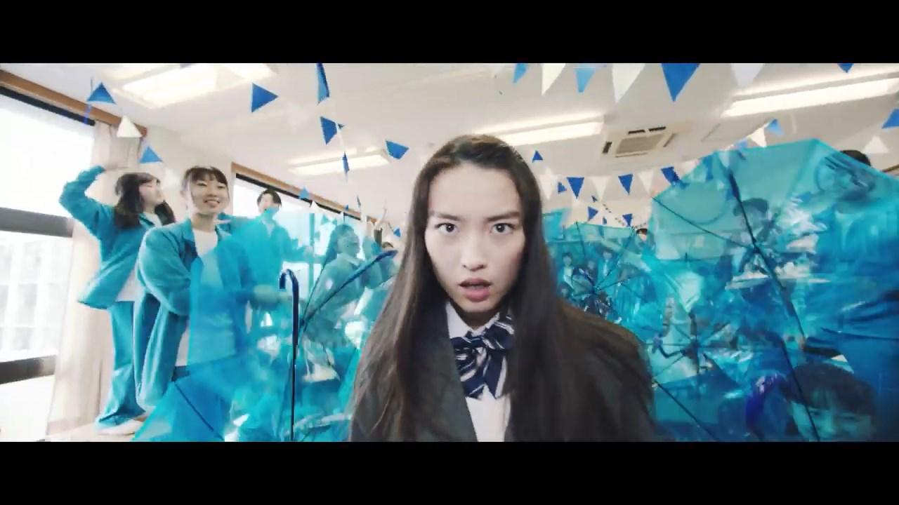 ポカリスエット CM 「ポカリ青ダンス 魂の叫び」篇