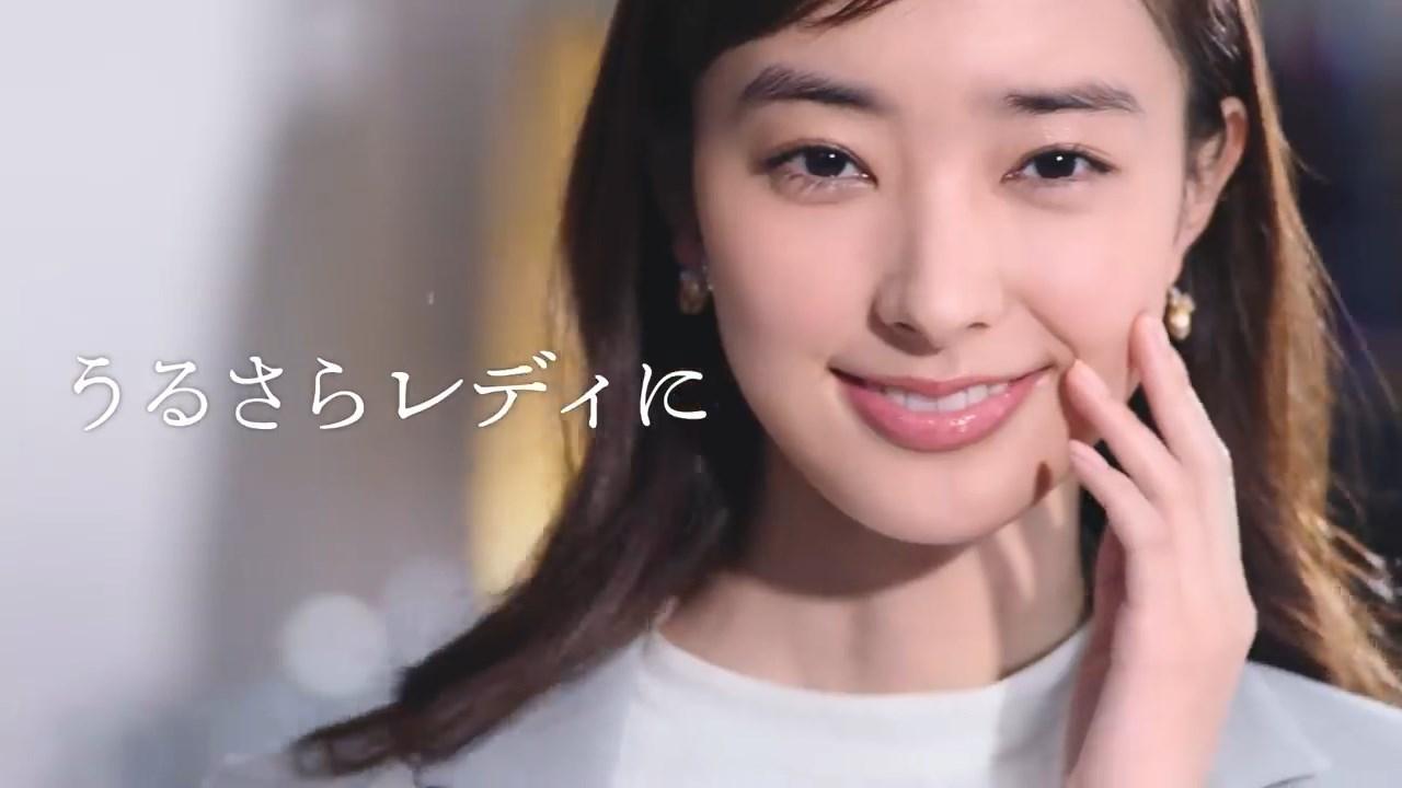 宮本茉由 マキアージュ スキンセンサーベース EX「うるさらレディ」篇 資生堂