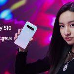 Kōki, GalaxyS10 S10+ Instagram mode篇