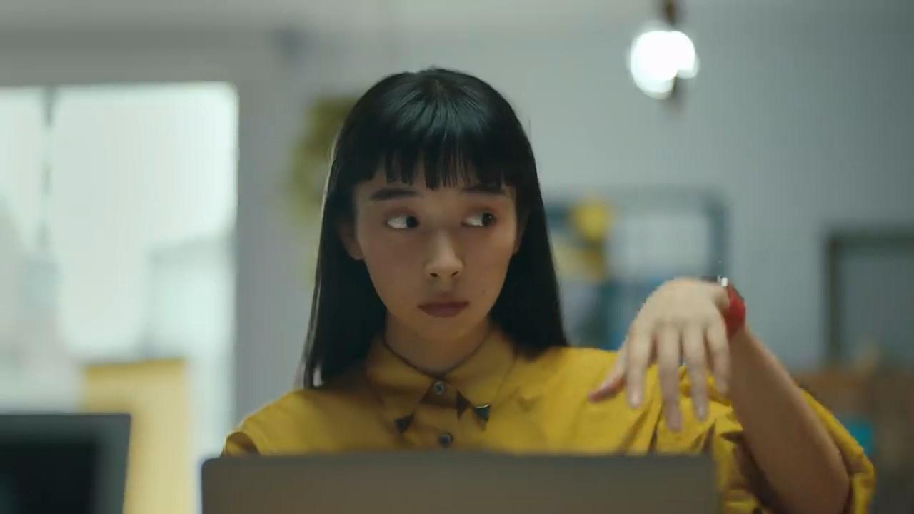 チバユカ CM Apple Watch Series 4 腕に導かれて