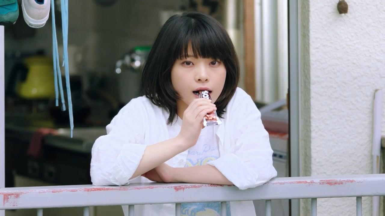 岸井ゆきの CM SOY JOY 「スニーカー洗った日」篇