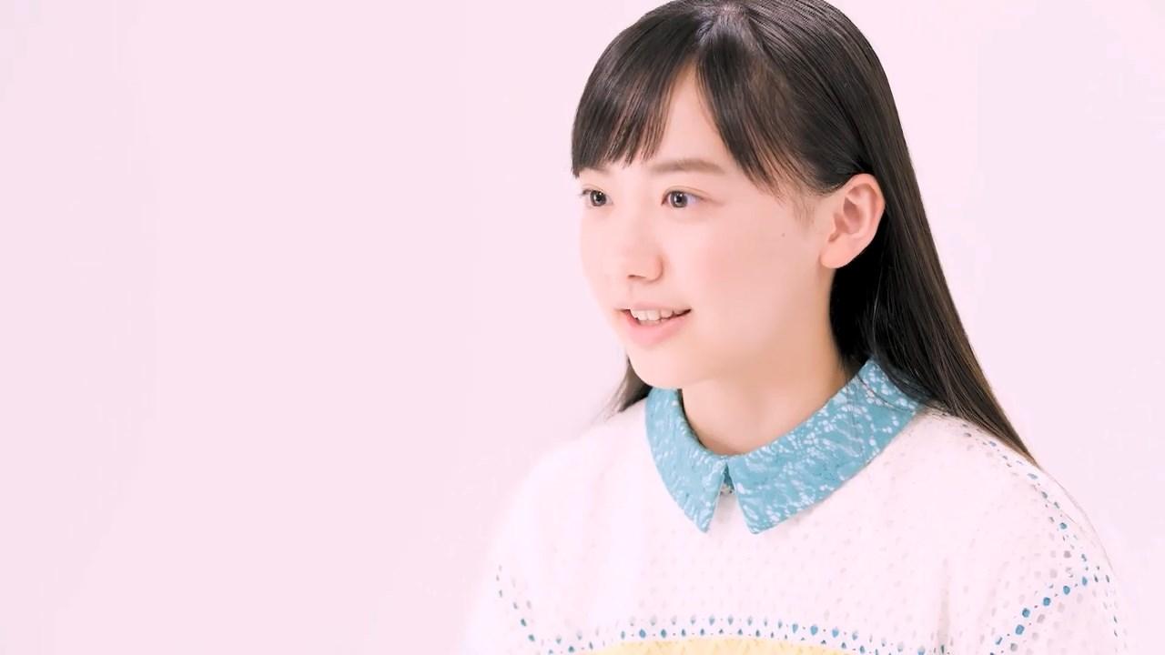 芦田愛菜『まなの本棚』CM