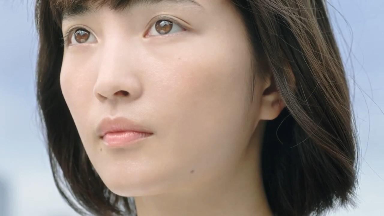 松本妃代 アルージェ 「今日の横顔」篇