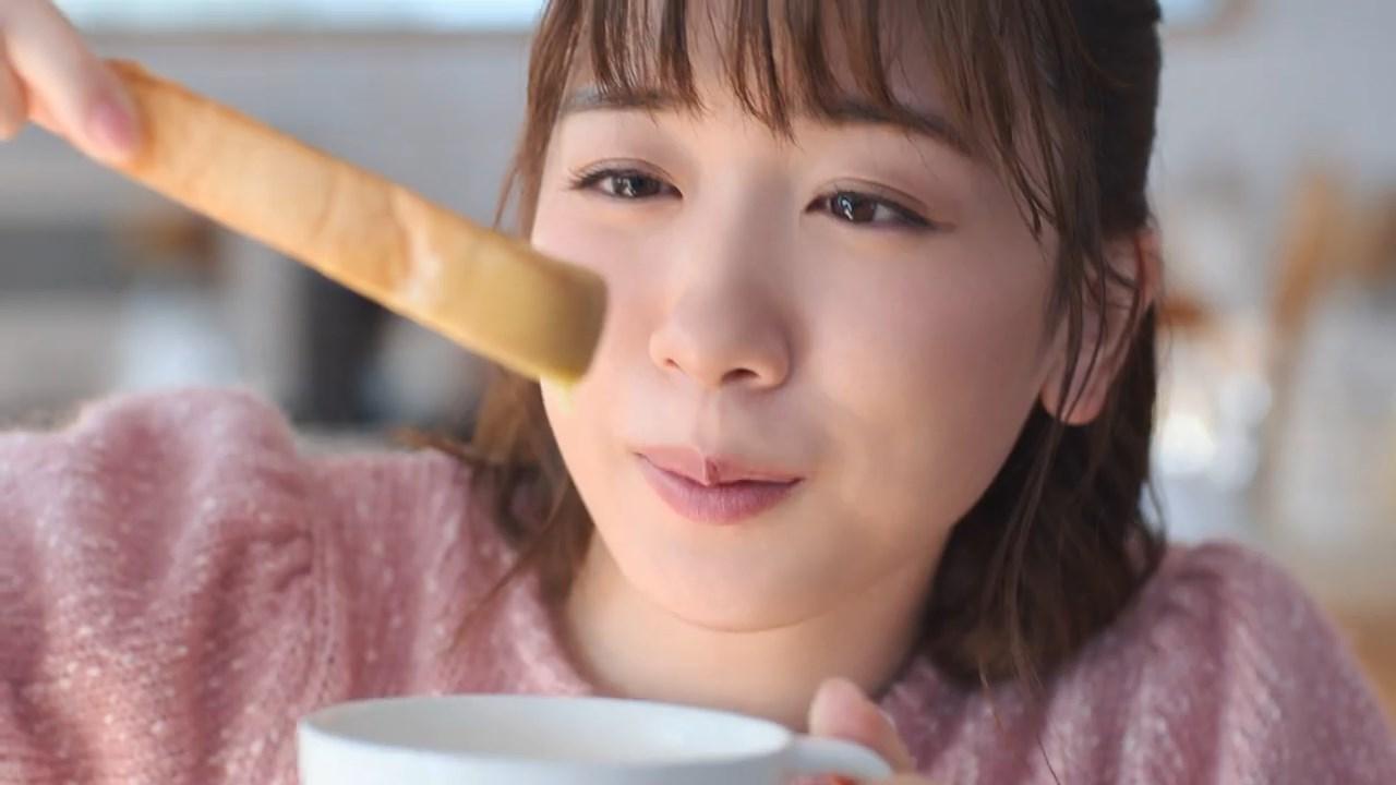 味の素 クノール CM 永野芽郁