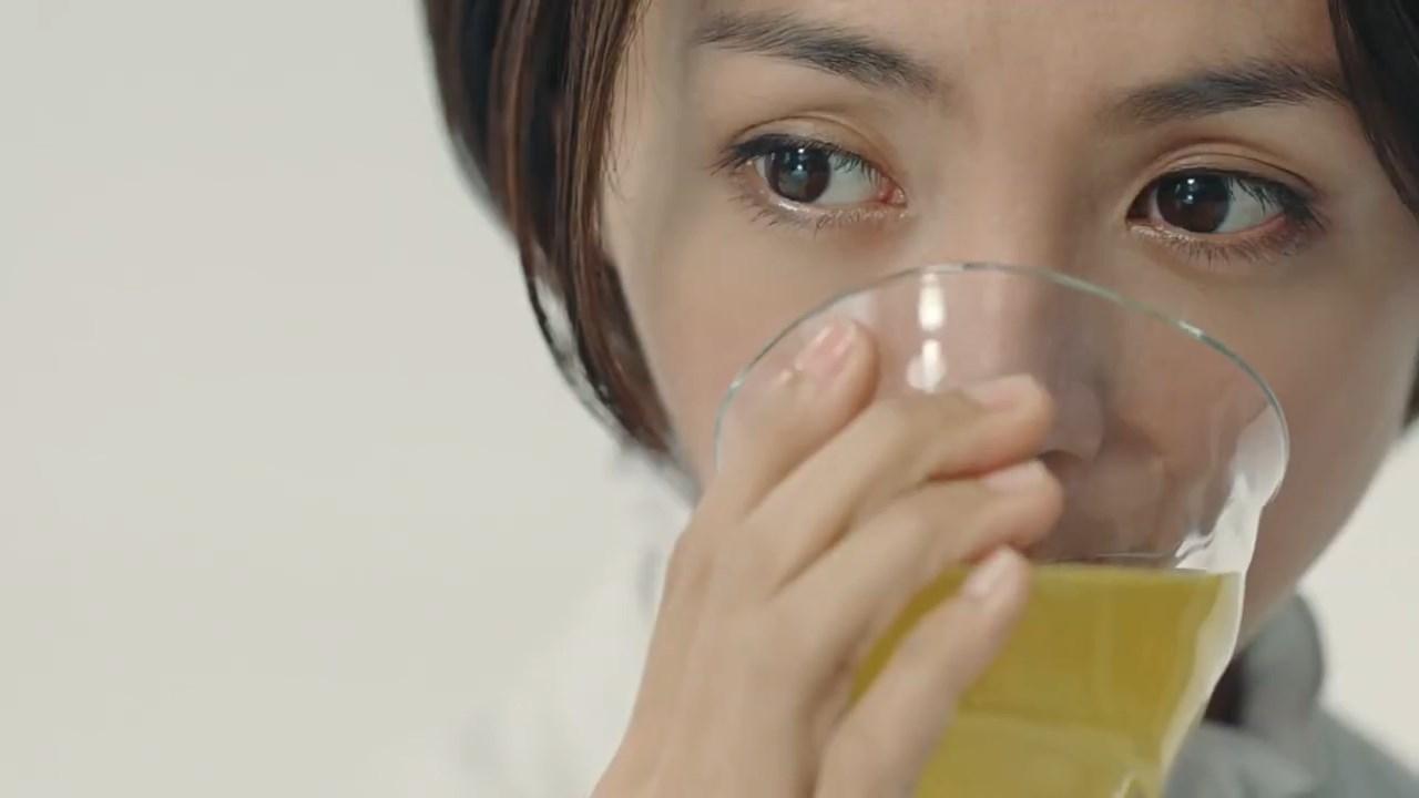 キリン 生茶 「生って、感動する。」篇 満島ひかり