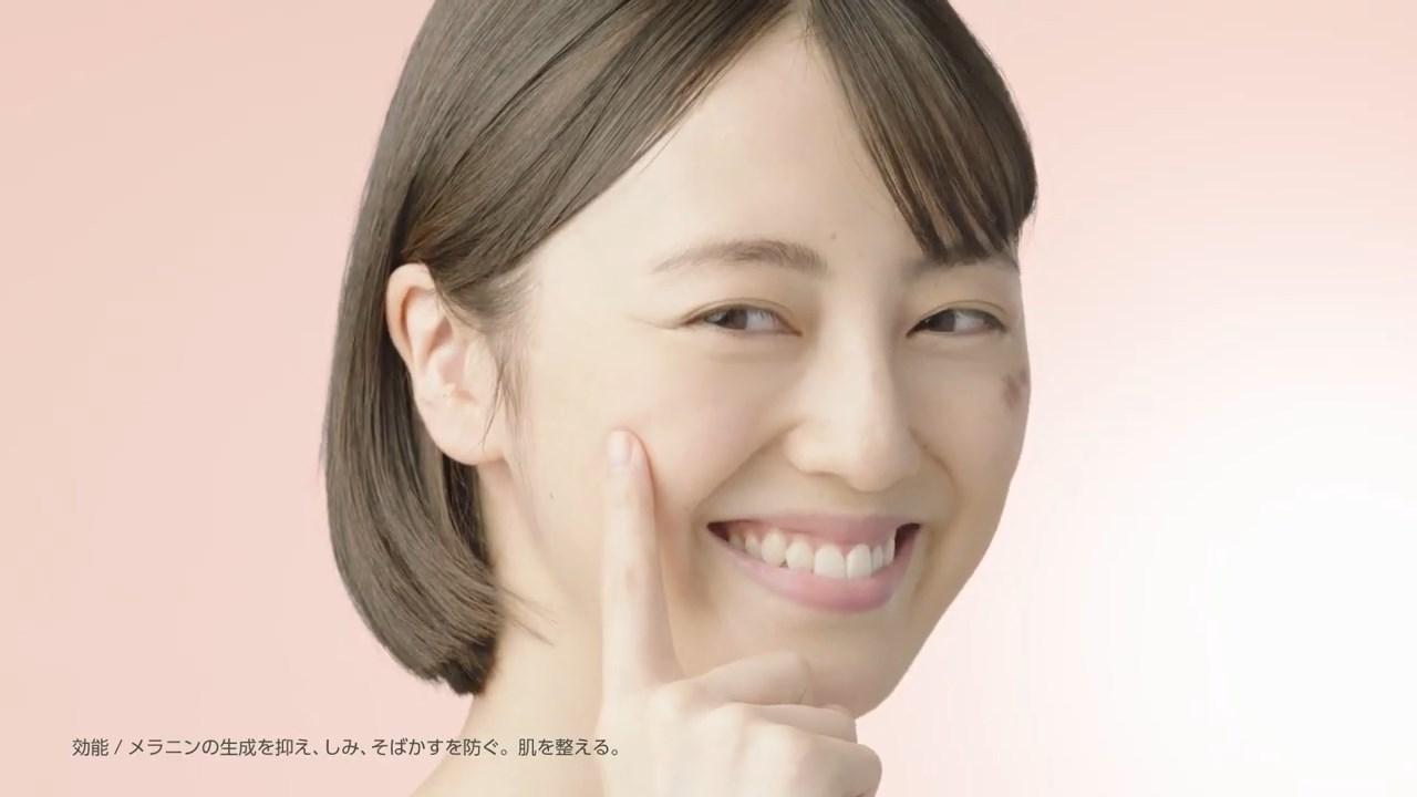 沢井美優 CM 小林製薬 ケシミンクリーム