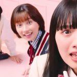 鶴嶋乃愛 三角チョコパイ あまおう「全校放送」篇