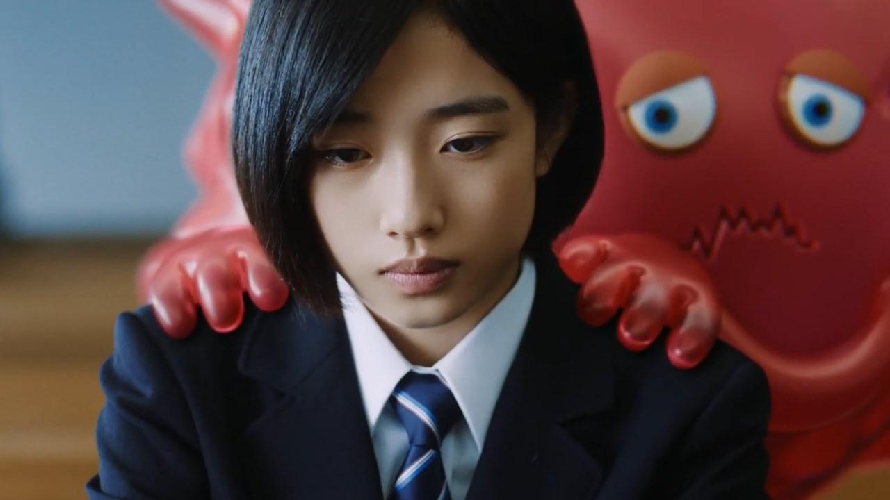 inゼリー CM 河合優実 「受験にinゼリー2020」篇
