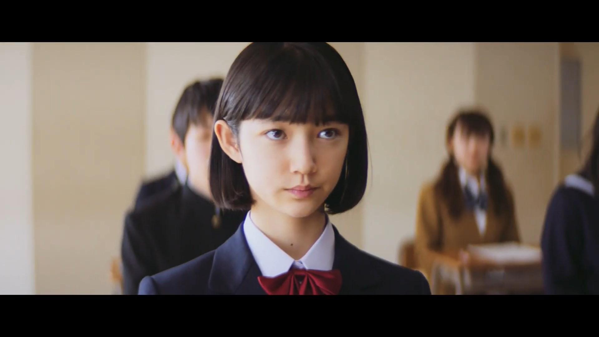 小宮山莉渚 早稲田アカデミー ブランドムービー「受験はおそろしい?」篇