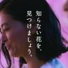 黒谷友香 新感覚フラワーパーク「HANA・BIYORI」オープン CM