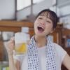 SUNTORY BLUE サントリー ブルー『スッキリうまし』新発売篇 川口春奈 CM