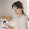 山川紗弥 全自動洗濯機「洗濯が変わる」篇 CM アイリスオーヤマ