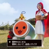 天野菜月「太鼓の達人 ドコどんRPGパック!」どんちゃんが大冒険する実写TVCM