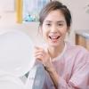 福田メイコ フィニッシュ オールインワン~食洗機の洗い上がり、洗剤で変わる~TVCM